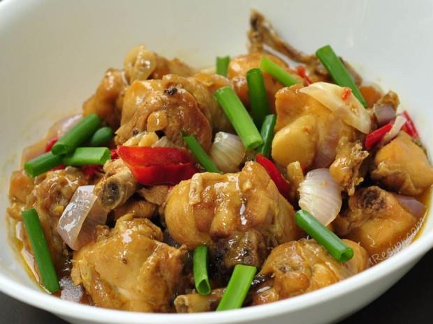 resepi ayam masak halia  sedap Resepi Masakan Ayam Belanda Enak dan Mudah