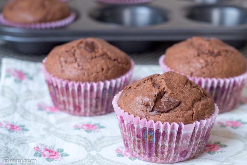 Resepi Muffin Milo