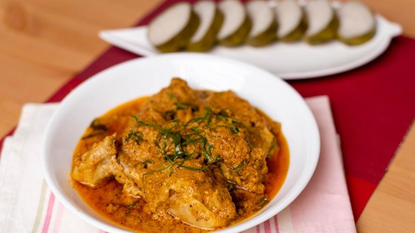 Resepi Rendang Ayam Aidilfitri Ala Chef Wan