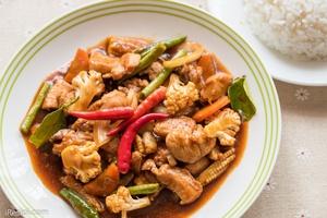 Resepi Nasi Goreng Ala Thai - mensurationif