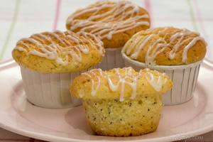 Muffin Lemon Poppyseed