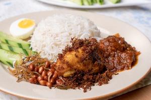 Resepi Nasi Ayam Penyet