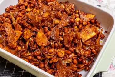 Resepi Kuah Kacang Sedap Che Nom