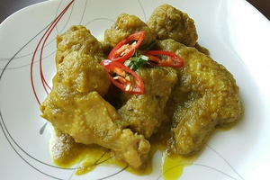Resepi Ayam Geprek