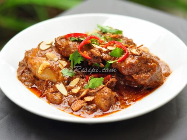Resepi Ayam Kuzi Istimewa